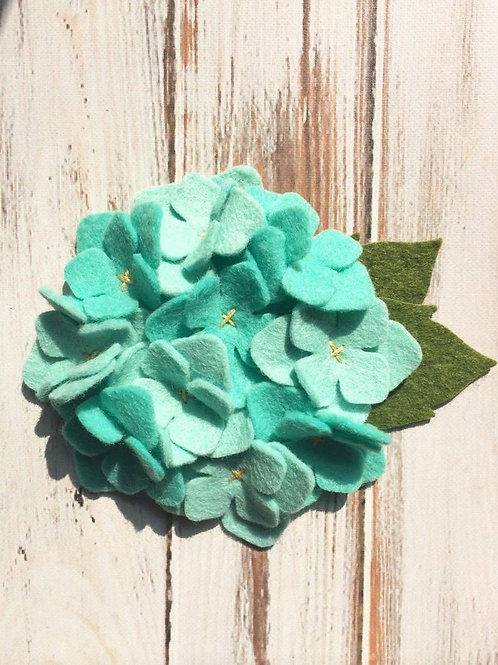 Mint Leaf & Mint Hydrangea