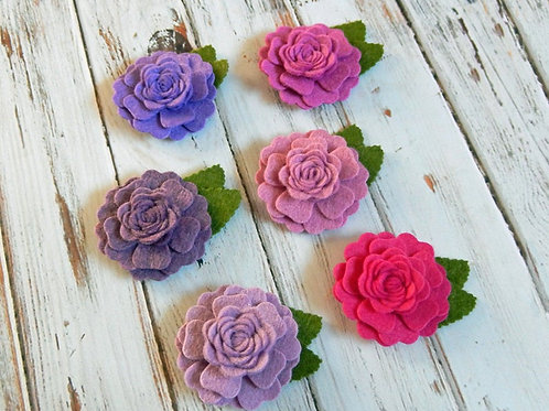 Radiant Orchid Collection Vintage Roses