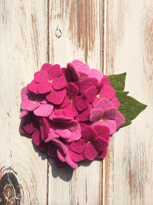 Rose Petal & Passion Flower Hydrangea