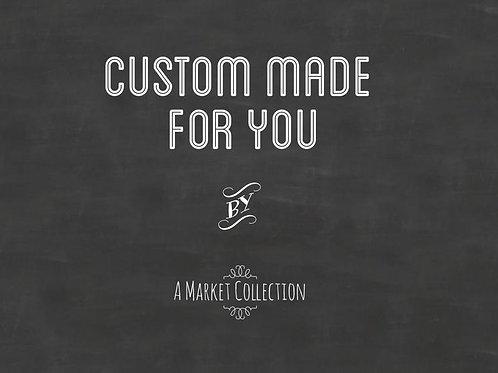 Custom Order for Rene