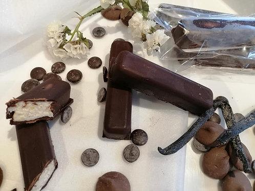 Sugarfree 2RO BAR - Vanilla flavored cottage cheese chocolate