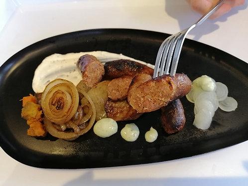 TURI PORK BBQ SAUSAGE - HOT