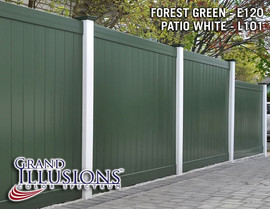 green-and-white-vinyl-pvc-fencing-panels