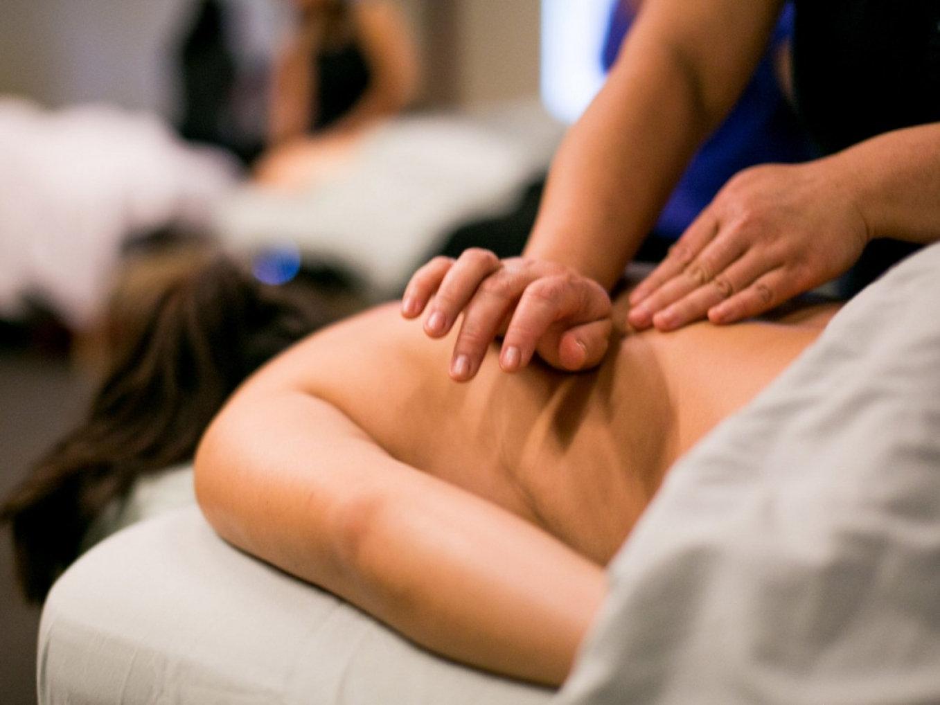 Full Body Relax Massage - £35