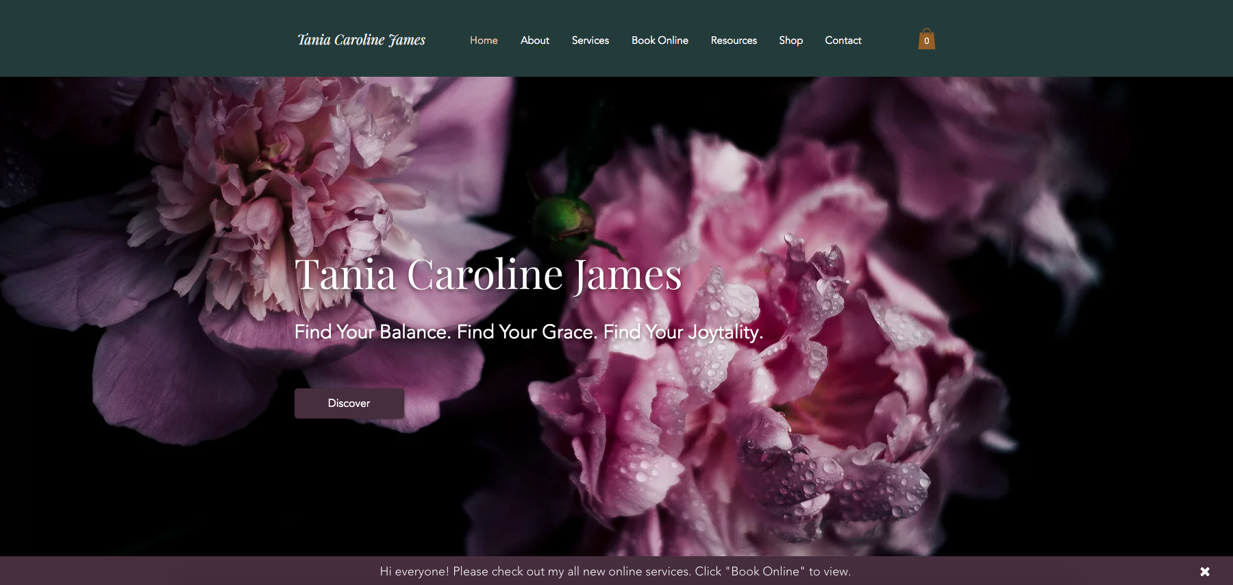 Tania Caroline James