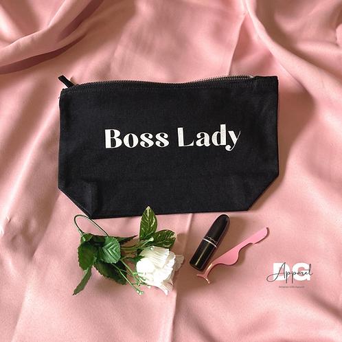 Boss Lady Make-up Bag