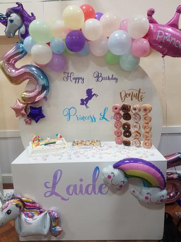 Laide Birthday