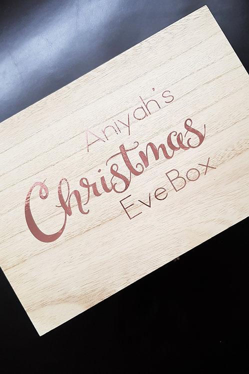 Christmas Eve Box Medium