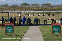 TEXAS CITY GUN RANGE
