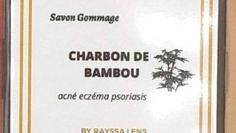 CHARBON DE BAMBOU