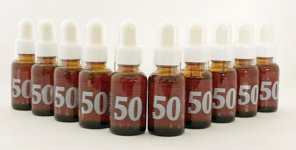 ピュアカプサイシン50% ×10
