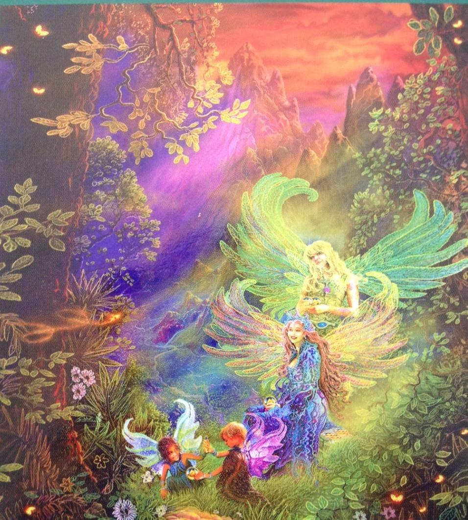 marthas psychic tarot readings New York 10 of earth brings easy day