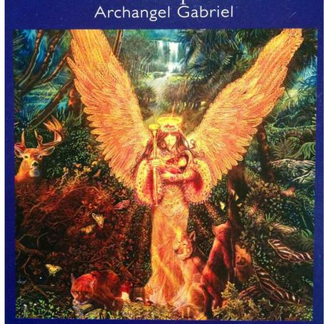 Marriage, Children, Creativity. The Empress, Archangel Gabriel