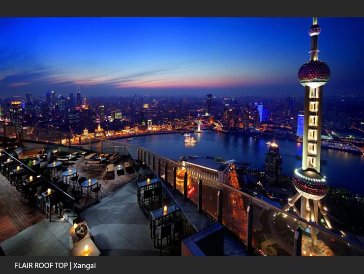 FLAIR ROOFTOP | Xangai | China