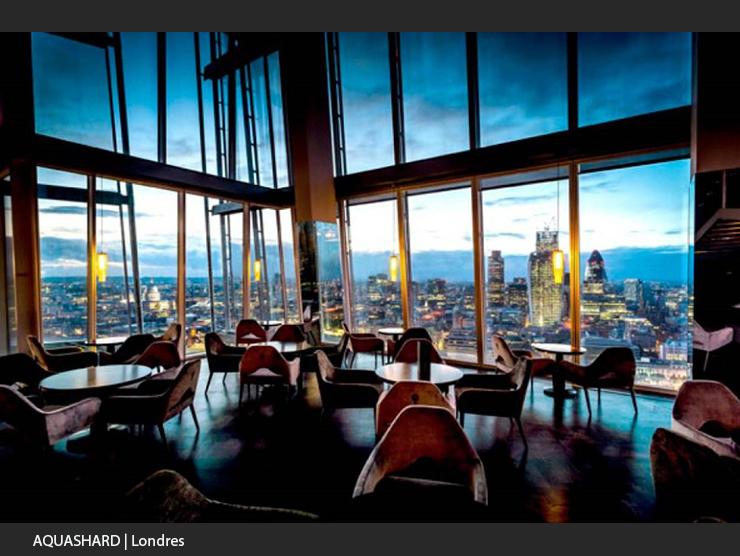 AQUA SHARD | Londres