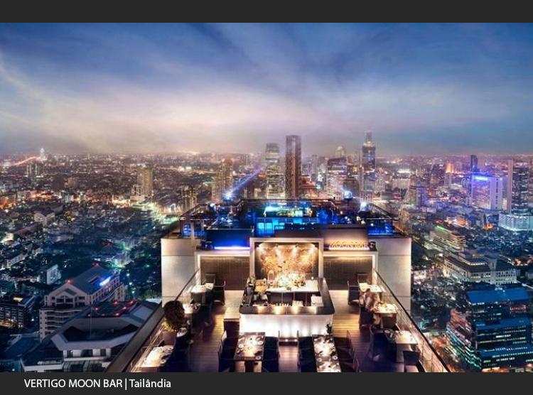 VERTIGO & MOON BAR | Bangkok
