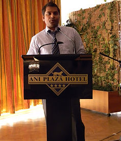 IAF, India Armenia, Rananjay Anand