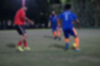 IAF FC in action