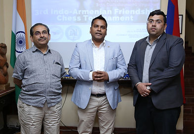 Embassy of India in Armenia, Indians in Armenia, Silk Road Hotel, Indo-Armenian Friendship