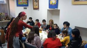 Children of Artsakh at Indian Cultural Centre