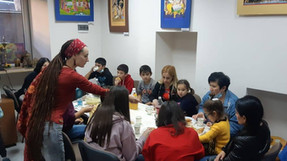 Children of Artsakh at Indian Cultural Centre