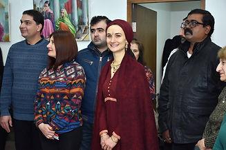 Ukrainian Artist Mrs Kateryna Goncharova
