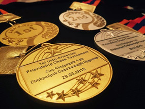 First Indo-Armenian Friendship Chess Tournament Prize Distribution
