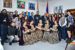 Indian Cultural Center in Armenia