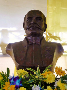 Unveiling of the Bust of Sir Catchick Paul Chater