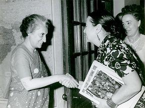 Indira Gandhi, Armenia, Indira Gandhi Armeniai, Armenians in India, India Armenia,