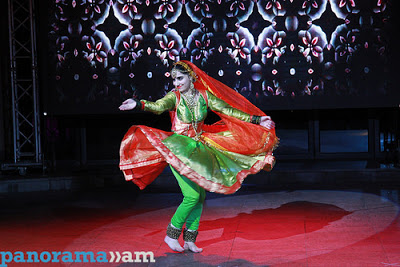 Indian Dance Performance