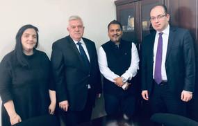 IAF visits MEA of Armenia