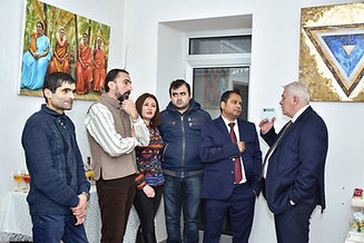 Indo-Armenian Friendship NGO, India-Armenia, Indo-Armenian Ties, Indians in Armenia