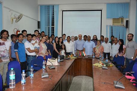 India-Armenia Friendship, Indo-Armenian Relations, Ambassador Amen Martirosyan, Ambassador T. Suresh Babau, Ambassador Achal Kumar Malhotra, Jawaharlal Nehru University, Indian Flag, Amenian Flag.