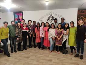 Interactive Saturday at Indian Cultural Centre Armenia