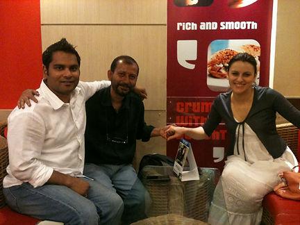 Mr. Sarangi, Saurabh Sarangi, IAF, India Armenia