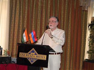 Indian Ambassador, Achal Malhotra, India Diplomat