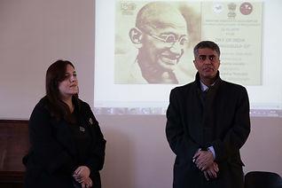 Day of India, Embassy of India in Armenia, H.E Mr Yogeshwar Sangwan, India-Armenia, Lusine Toroyan