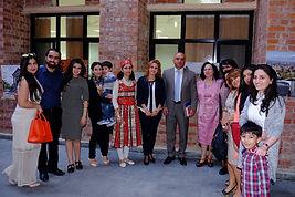 Armenians in India, Armenians in Delhi, Armenian Community of India, His Excellency Armen Martirosyan
