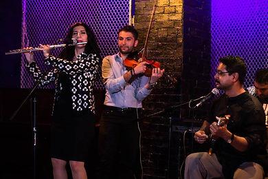 Gharana Band, Music, Armenia India Music band live performence concert Yerevan