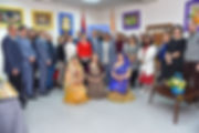 India Armenia, KD Dewal, Hovhannes Hovhannisyan, India Armenia Friendship Group
