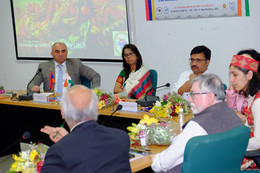 Panel Discussion Dedicated to the 25th Anniversary of Establishment of Diplomatic Relations between
