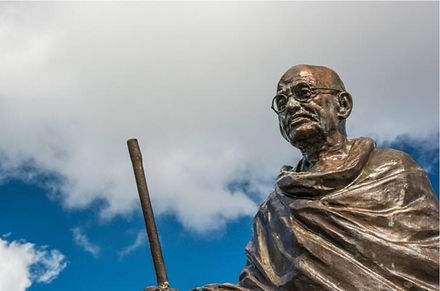 Mahatma Gandhi Armenia