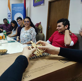 Indo-Armenian Friendship NGO, India Armenia