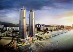 02_13.부산 우동 MXD빌딩 개발사업 계획설계(2011)