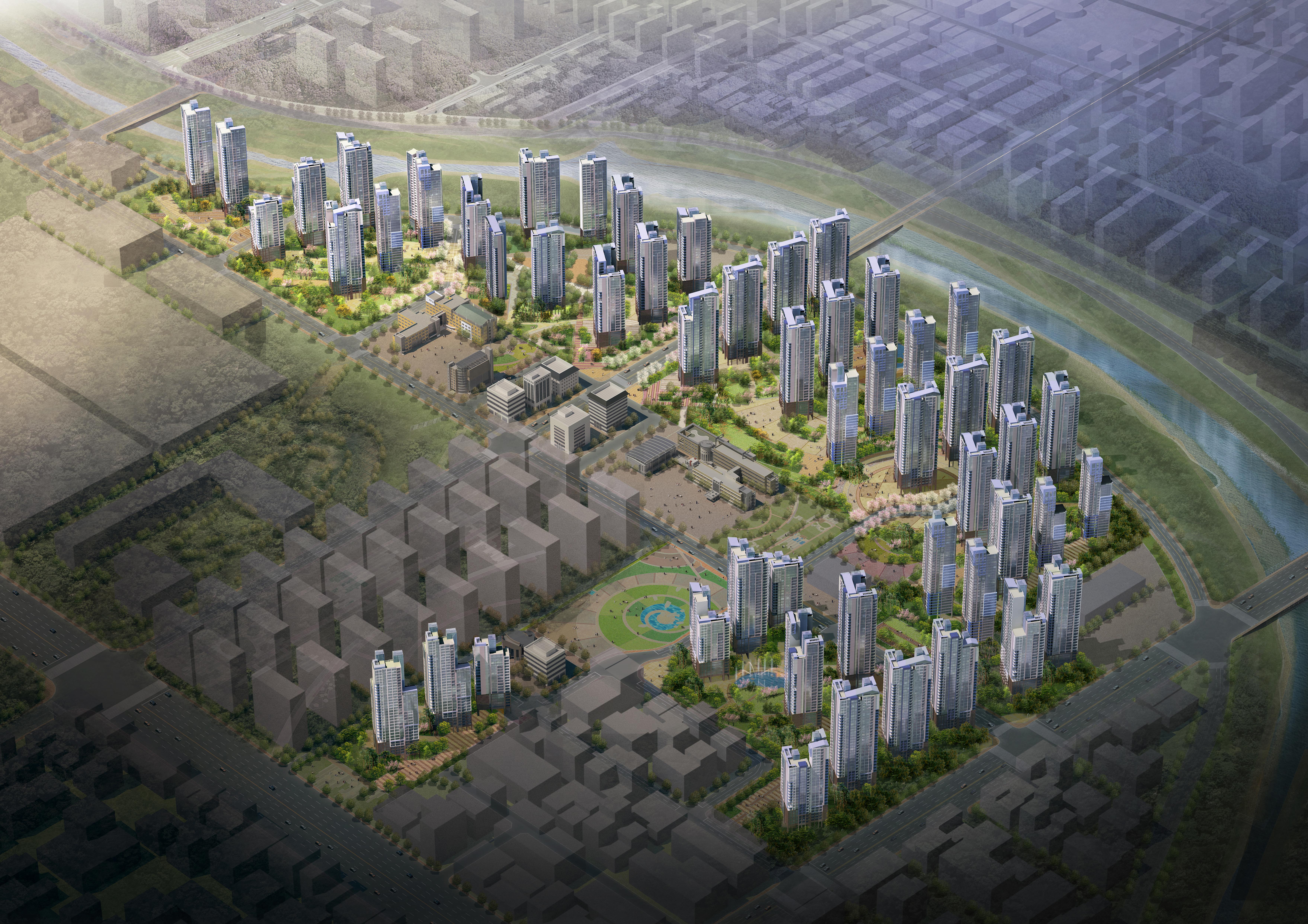 01_31.광주 광천동 주택재개발 정비사업(2013)