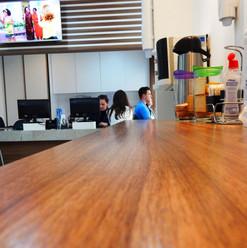 Coffee e Recepção