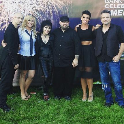 Bonne + Band with Joan Jett