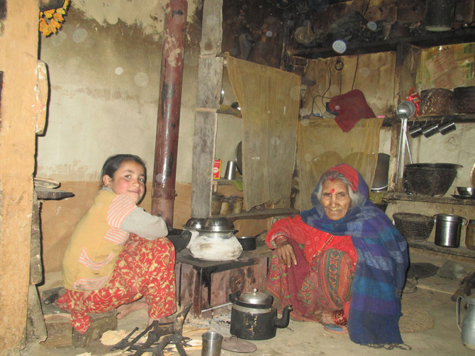 Simple stoves transforming lives in rural Nepal!