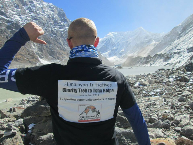 Why should you consider going on a charity trek?
